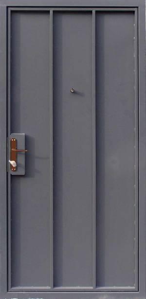 изготовление металлических дверей технических