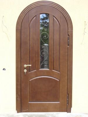 Двери из массива ольхи стр3