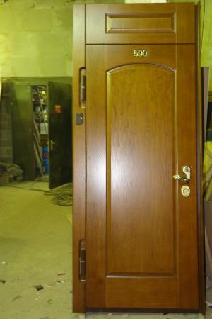 Двери из массива дуба на заказ в Спб - Квант